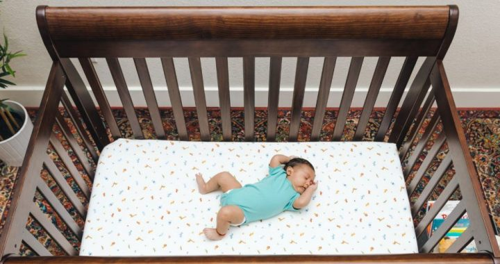 Baby Can Move Freely By Using Baby Crib