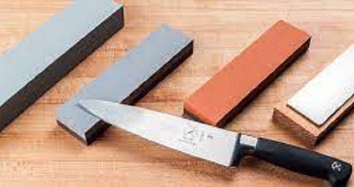 Sliping og vedlikehold av en kniv